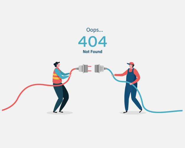 Error Code 404