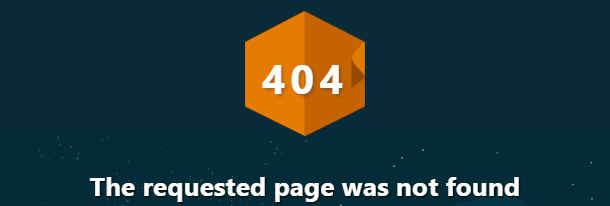 Get Benefit Out of 404 Pages